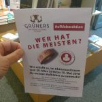 Einkaufen, sammeln und gewinnen – bei Grüners in Puchheim-Ort