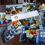 Was man aus Lego machen kann…. Erkennen Sie die Szenen aus dem Buch?